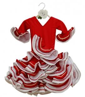 Robe De Flamenco Pour Enfant