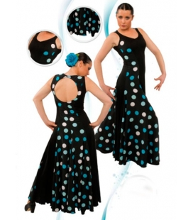 Robes danse flamenco
