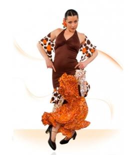 Robes pour danser flamenco