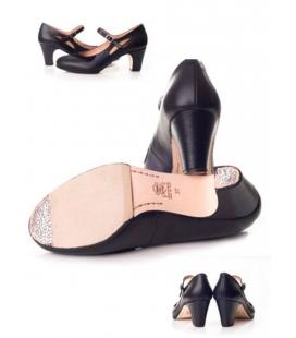 Chaussures de flamenco en cuir 573062-P