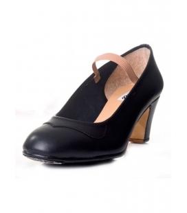Chaussure flamenco en cuir amateur
