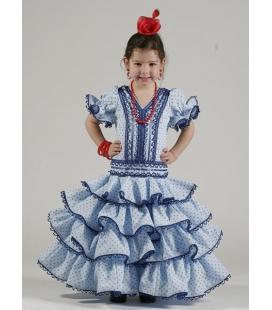 Robes de flamenco por filles