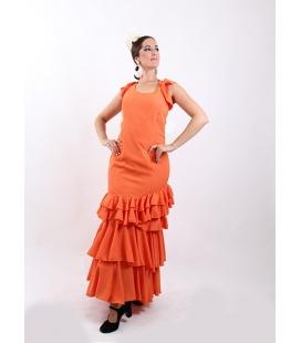Robe de flamenco en promotion