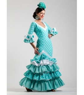 Robe Flamenco, Verdiales