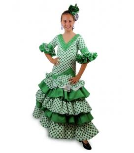 Robe Flamenco Fille, Verdiales