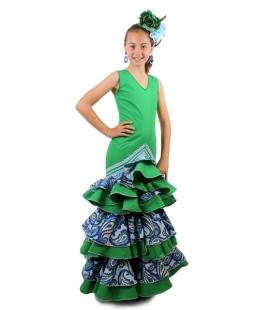 Robe de Flamenco Enfant 2016, Marifé