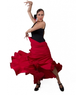 Jupe de Flamenco Rèpètition