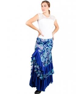 Jupe de Flamenco Pour Femme