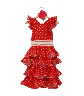 Robes espagnoles filles