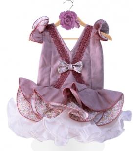 Robes de flamenco pour filles
