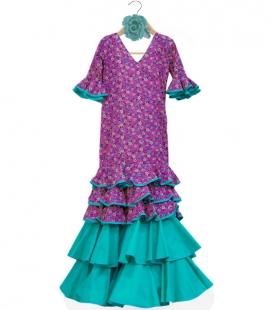 Robes De Flamenco Pour Fillettes 2017
