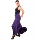 Jupe Flamenco Taille Normal, Mod: Sacromonte
