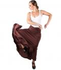 jupes de flamenco pour danser
