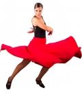 Jupes pour danser flamenco