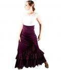 jupes pour la danse flamenco