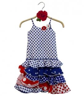 Robes de flamenco filles
