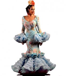 Robe De Flamenco 2018 Alhambra Super