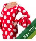 Robe Flamenco Taille 34 (XS)
