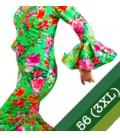 Robe Flamenco – Taille 56 - vêtements Flamenco