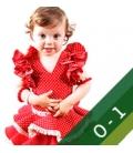 Robes de Flamenco Taille 0 / 1