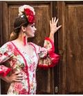 Robe de flamenco - SOUS COMMANDE