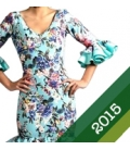 Robe Flamenco 2015 Femme