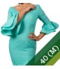 Robe Flamenco Taille 40 (M)
