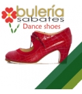 Chaussures Flamenco Bulería Sabates