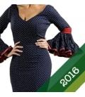 Robe Flamenco 2016 Femme