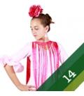 Robes Espagnoles Pour Filles - 14