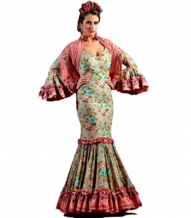 Robe de Flamenco 2018 Kiara Super
