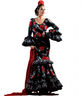 Robe de Flamenco 2018 Trigal