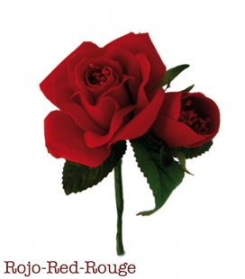 Fleur flamenca douce