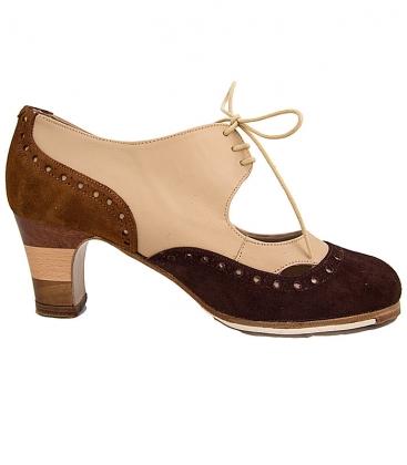 chaussurres de flamenco proffessional