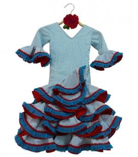 robes espagnoles pour fillettes