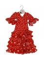 Robes De Flamenco Pour Enfant, Taille 1