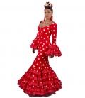 Robe de Flamenco 2018, Taille 36 (S)