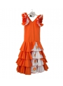 Robe De Flamenco Enfant