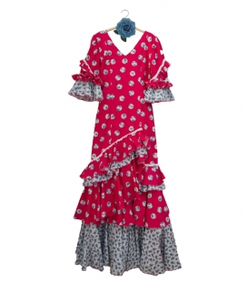 Costume De Flamenco Pour fille