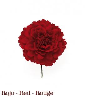 Fleurs de flamenco, Petites Pivoines