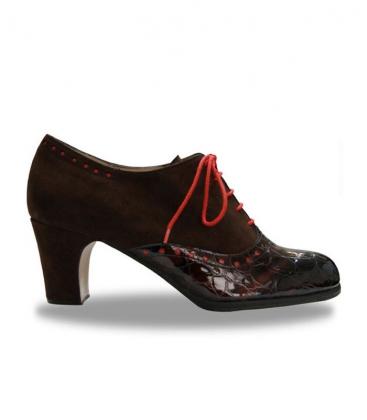 Chaussures de flamenco bottines