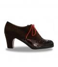 Chaussures de Flamenco Bottines Palma