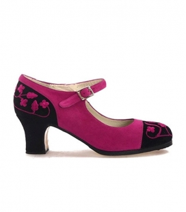 Chaussures de Flamenco, Lirio Professionel