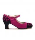 Chaussures de flamenco Lirio