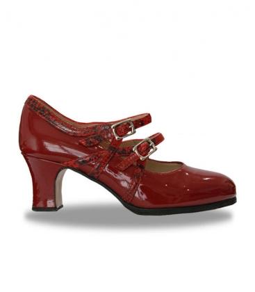Chaussures de flamenco buleria