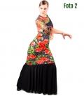 Jupe de Danse Flamenco