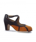 Chaussures de Danse Flamenco, Nerja Professionell