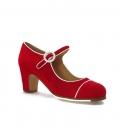 chaussures de flamenco buleria, Cante