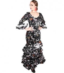 Robe de Flamenco en promotion, Taille 42 (L)