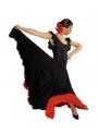Jupe de flamenco fille mod. EF014